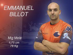 BILLOT EMMANUEL
