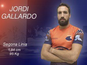 GALLARDO JORDI