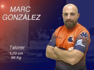 GONZALEZ ,MARC