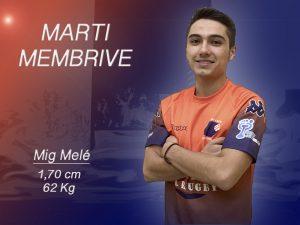 MEMBRIVE MARTI