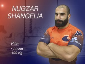 SHANGELIA NUGZAR