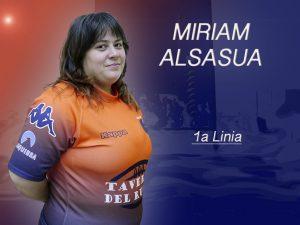 MIRIAM ALSASUA