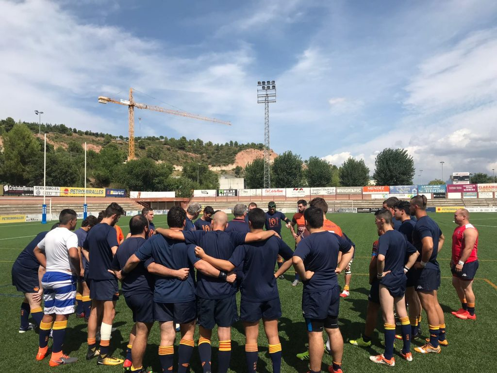 Partit contra Anoia Rugby