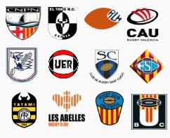 Clubs DHB grup B
